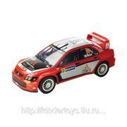 "MITSUBISHI LANCER WRC на р/у 1:16 ""SILVERLIT"" фото"