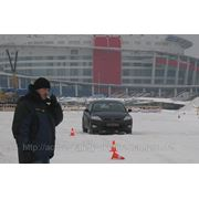 Зимнее вождение (Winter driving) фото
