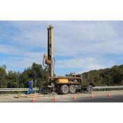 Инженерные изыскания - дорожное строительство фото