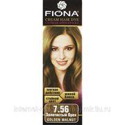 """Краска для волос """"Фиона"""" (Цвет : золотистый орех) фото"""