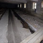Самосплавная система с бетонными ваннами фото