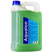 Аквалон 5 л средство для мытья посуды Зеленое яблоко (4 штуки в упаковке) фото
