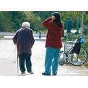 Сиделки для престарелых и больных людей со знанием английского языка фото