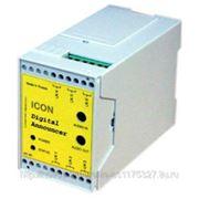 Многоканальный автоинформатор для абонентских линий, 6 линии подключения к УАТС ICON AN306 фото