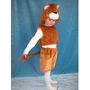 Костюм карнавальный детский Лев фото