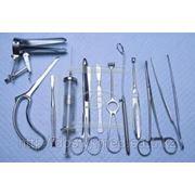 Набор инструментов для экстренной акушерско-гинекологической помощи фото