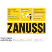 Ремонт бытовой техники ZANUSSI фото
