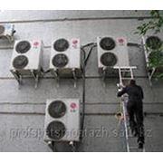 Заправка кондиционеров , техическое обслуживание. фото
