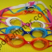 Очки для плавания ARENA TIGER KIDS ASSORTED JUNIOR фото