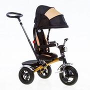 Трёхколёсный велосипед Kids Life TR-01 черный (TR-01) фото