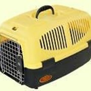Переноска для собак Golden Cage 082 IATA, 55х36х33 см фото