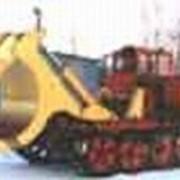 Лесоштабелер ЛТ-35 фото