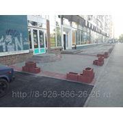 Укладка тротуарной плитки на Асфальт (без снятия асфальтного слоя) фото