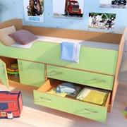 Кровать детская Карлсон Микро 14.102 фото