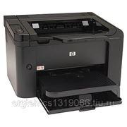 Принтер HP LaserJet Pro P1606dn фото