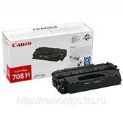 Заправка картриджа Canon 708H (экономичный) фото