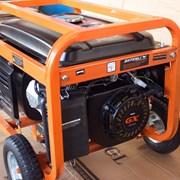 Бензогенератор Shtenli Pro S 3900, 3,3 кВт c электростартером фото