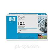 Заправка картриджа HP Q2610A \ HP 10A фото