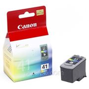 Заправка картриджа Canon CL-41 фото