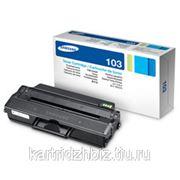Заправка картриджа Samsung MLT-D103S/L (без замены чипа) фото