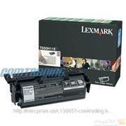 Картридж LEXMARK T65x black (T650H11E) фото