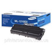 Заправка картриджей к лазерным принтерам SAMSUNG фото