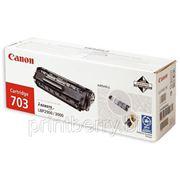 Заправка лазерного картриджа Canon 703 фото