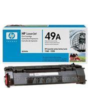 Заправка картриджей HP Q5949A, принтеров HP LJ 1160/1320 фото