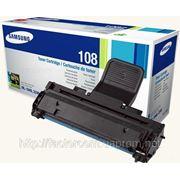 Заправка картриджа Samsung ML-1641 MLT-D108S фото