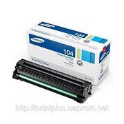 Заправка картриджей Samsung MLT-D104S, принтеров Samsung ML-1660/1661/SCX-3200/3205/3205W фото