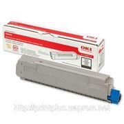 Заправка картриджей OKI 43487724 принтера OKI C8600/C8800 фото