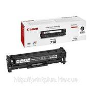 Заправка картриджей Canon 718 (2661B002) для принтера Canon LBP-7200/MF8330/MF8350 фото