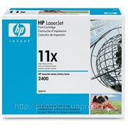 Заправка картриджей HP Q6511X (№11X), принтеров HP LaserJet 2400/2410/2420/2430 фото