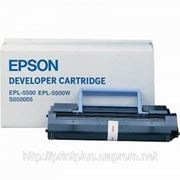 Заправка картриджей Epson S050005 для принтера Epson EPL-5500 фото