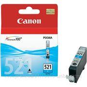 Canon Картридж Canon CLI-521C cyan MP540/ 630 (2934B004) фото