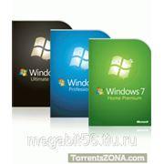 Установка операционной системы Windows XP,Vista, 7 фото