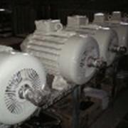 Ремонт электродвигателей переменного тока и сухих трансформаторов фото