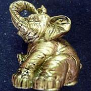 Сувенир Слон 2924 4х5см фото