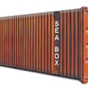 Перевози 40-ка футовым high cube (стальным) контейнером (увеличенной вместимости) фото