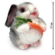 """Копилка """"Кролик с морковкой"""", 17 см, (MILAND) фото"""