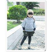 Вязаная детская одежда фото