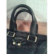 Ремонт элитных сумок фото