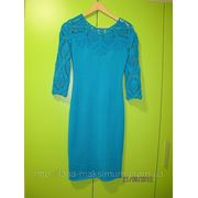 Платье вязанное фото