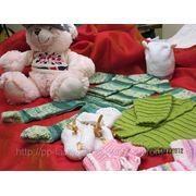 Детское вязание фото