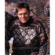 Норвежские мужские свитера фото