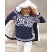 Вязаные норвежские свитера. фото