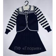 Детская вязанная одежда на заказ — эксклюзив и партиями. фото