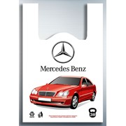 Пакет-майка Mercedes-Benz фото