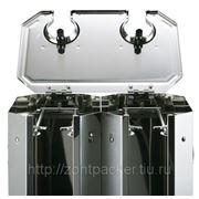 Зонтпэкер упаковщик мокрых зонтов (серый) фото