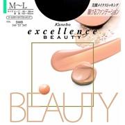 Kanebo Excellence Beauty Smooth Silk Stocking Колготки черные, размер ML фото